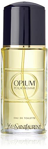 Opium By Yves Saint Laurent For Men. Eau De Toilette Spray 3.3 Ounces (Opium Yves Saint Laurent Perfume)
