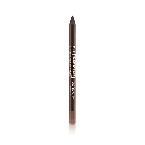 3 Pack JORDANA 12 Hr Made To Last Liquid Eye Liner – Espresso Last