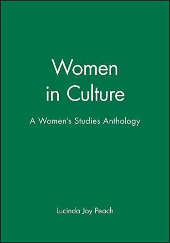Women in Culture: A Women's Studies Anthology