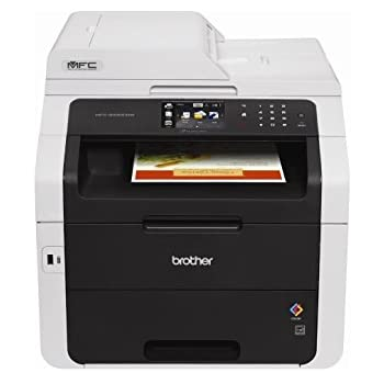 brother wireless all in one color printer with scanner copier and fax mfc9330cdw amazon dash replenishment enabled
