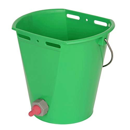 Purchase TREPP 8L Lamb Feeding Milk Bucket can be ranged from 1 to 5 Nipples