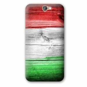 Amazon.com: Case Carcasa HTC One A9 Italie - - bois N ...