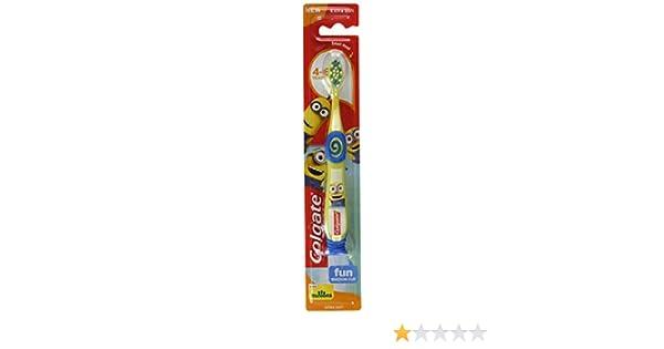 Colgate Kids 4-6 Años Cepillo de Dientes Extra Suave, colores surtidos: Amazon.es: Salud y cuidado personal