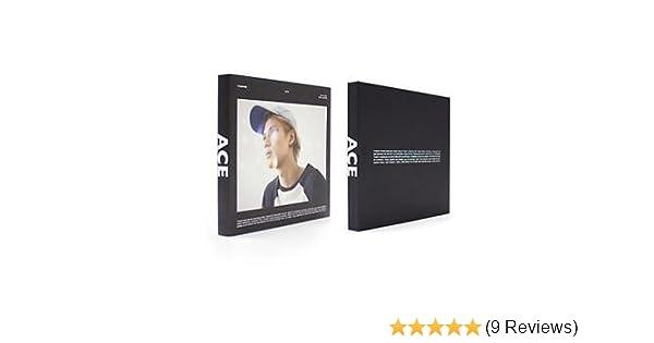 TAEMIN - SHINEE TAEMIN 1st Mini Album [ACE] CD (Black Cover) K-POP