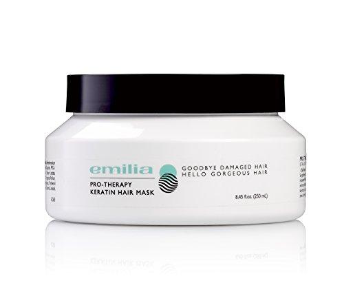 Emilia Pro-Therapy Keratin Hair Mask - Hydrating Hair Treatm