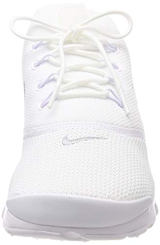 Blanc Presto WMNS Sneakers Nike Femme Silver Fly Metallic 001 Basses White wTY45qC