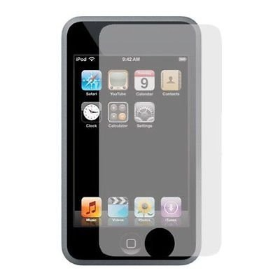 Touch 3g Screen Protector - 5 Pack Clear LCD SCREEN PROTECTORS for Apple iPod Touch 3rd 2nd Generation 3G 2G