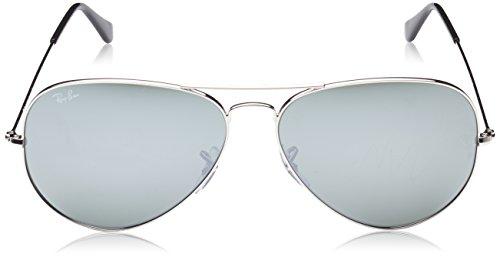 Ray-Ban Men s 0rb3025003 4062aviator Large Metal Non-Polarized Iridium  Aviator Sunglasses a6337cc9592