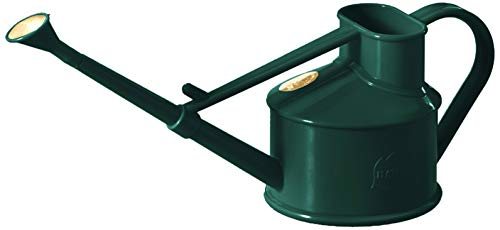 Haws Handy Indoor Plastic Watering Can, 1 US Pint, Green ()