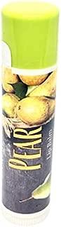product image for Lick 'er Lips Lip Balm | Moisturizing Beeswax Cocoa Shea Butter Jojoba Hemp Avocado Castor Oil with Vitamin E | 1 Tube (4g) (Pear)