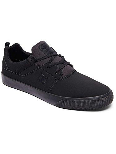 Vulc Homme Heathrow Baskets Shoes Dc Noir E8UFM