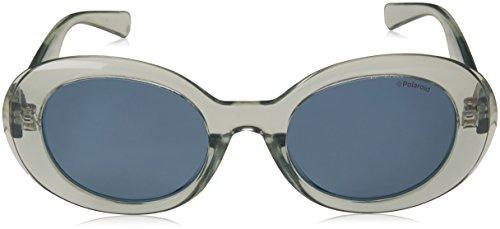 S Polaroid de mujer PLD Gafas Sol 6052 BLUE GREY wqEnxX6
