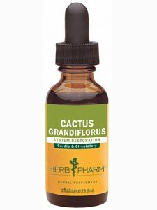 Cactus Grandiflorus Extract (Cactus Grandiflorus by Herb Pharm - 1 oz)