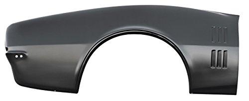 1967 Pontiac Firebird Right Quarter Panel - Right Panel Skin Quarter