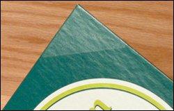 Spine Lock Book Repair Corners - Transparent - 5 mil - 96 pk