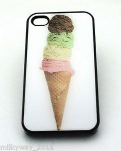 ice cream cone case iphone 4s - 7