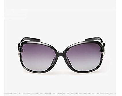 NHDZ Dama Gafas Nuevas Gafas De Sol Polarizados, Tendencia ...
