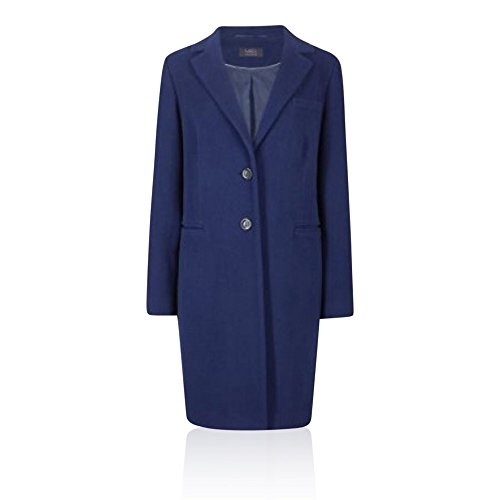 Maniche lunghe Royal Cappotto Blue Donna Marks Spencer amp; BqxAwvtSn6