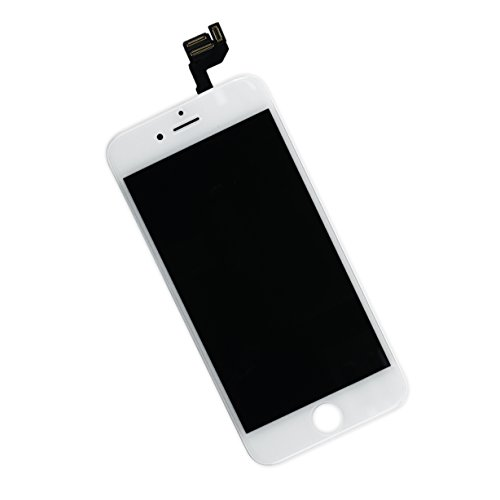 low priced 7736a ad42f iPhone 6s LCD Screen and Digitizer Full Assembly - White - Import It All