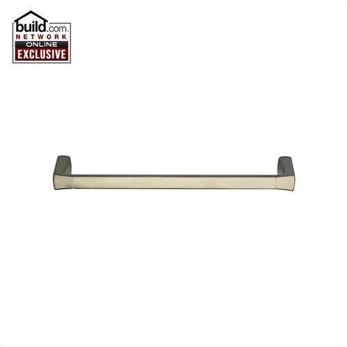 LaToscana LDPW03-24 Lady 24'' Towel Bar In A Brushed Nickel Finish by La Toscana