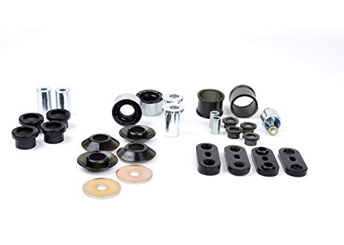 Whiteline WEK080 Black Bushing Kit