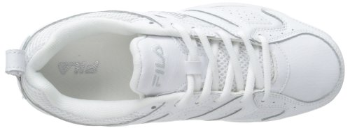 Silver W Capture White Metallic White Women's Fila Exw1qUYx
