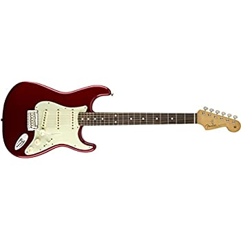 Fender Classic Player '60s Stratocaster, Rosewood Fingerboard, Candy Apple Red
