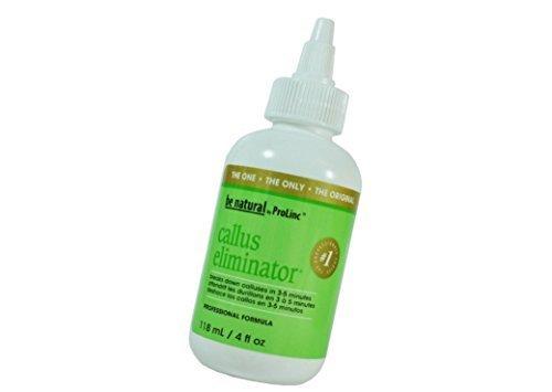 Prolinc Be Natural Callus Eliminator Pedicure - Size 4 (Purcellin Oil)