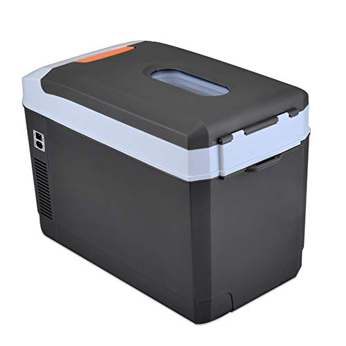 Car black Personal Tiny Fridge AC /& DC 8 Liters Mini Cooler and Warmer with LED Display//Dual-Core System Outdoor for Office ADKINC Mini Fridge