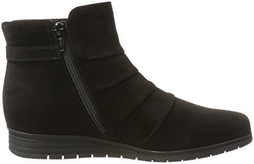 Gabor Basic Dameslaarzen Zwart (17 Black)