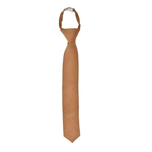 p Necktie Adjustable Formal (Camel Tie)