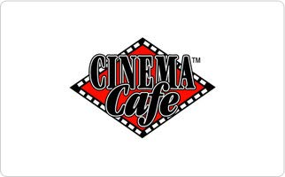 Cinema Cafe Gift Card ($100) ()