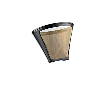 Cuisinart Replacement Goldtone Cone Filter for Coffeemaker