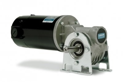 Leeson Electric M1135293.00, Right Angle DC Gearmotor,, used for sale  Delivered anywhere in USA