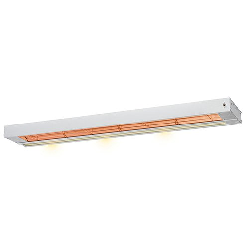Value Series 6151-48 48'' Alumninum Overhead Food Warmer - Toggle Controls by Value Series (Image #1)
