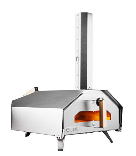 Ooni Pro Multi-Fueled Outdoor Pizza Oven (Pizza Oven Brick)