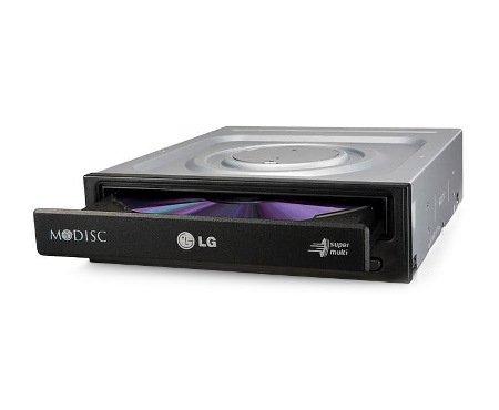 LG DVD-RW GH24NSD1.AUAA10B Internal DVD Burner - Black