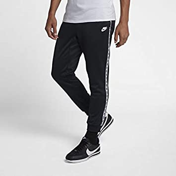 PantalonHommeNoirblackwhite Repeat Pant Nsw Nike Poly M 7gvY6bfy
