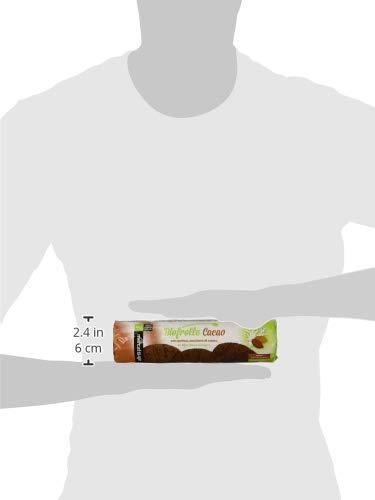 Altromercato Galletas Frolle con Quinoa y Chocolate Bio - 260 gr: Amazon.es: Alimentación y bebidas