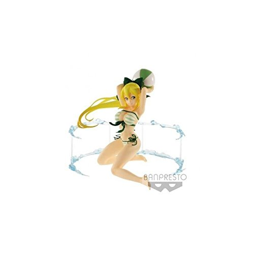 Banpresto-Figurine Sword Art Online-Aqua Sylphide Leafa Code Register exq-101011117cm-3296580839728 ()
