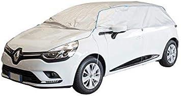 Kley Partner Halbgarage Auto Plane Haube Uv Beständig Atmungsaktiv Kompatibel Mit Mini Cabrio 2004 2015 Autoabdeckung Wasserfest Auto