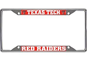 "Brand New Texas Tech license plate frame 6.25""x12.25"""