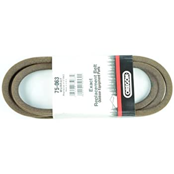 MURRAY OHIO MANUFACTURING 37X63 Replacement Belt