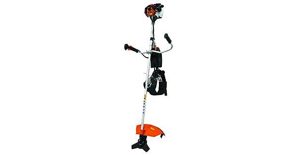 Amazon.com: TRUPER DES-52 Gas-Powered Brushcutter 52cc, Bike ...