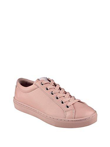 GUESS Womens Jaida Low-Top Sneakers Light Pink ZLn0kTqp