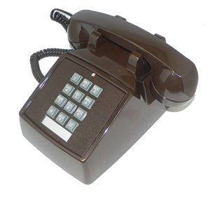 (250045-VBA-20M Desk w/ Volume - Brown)