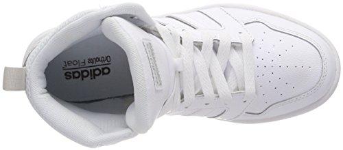 Femme Blanc Cf Griuno De Mid Superhoops Adidas W 000 Ftwbla Chaussures ftwbla Fitness UBpaqxZ