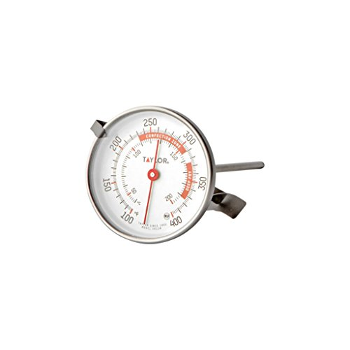 Taylor Precision Products Candy/Deep Fry/Jelly Thermometer