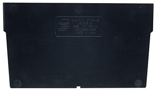 - Quantum Storage Systems DSB114 Plastic Divider Designed for Economy Shelf Bins, 11
