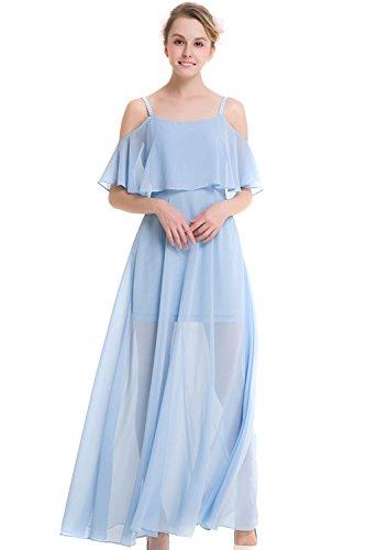 Retro-Kleid für Damen ärmellose Polka Dot Kleid